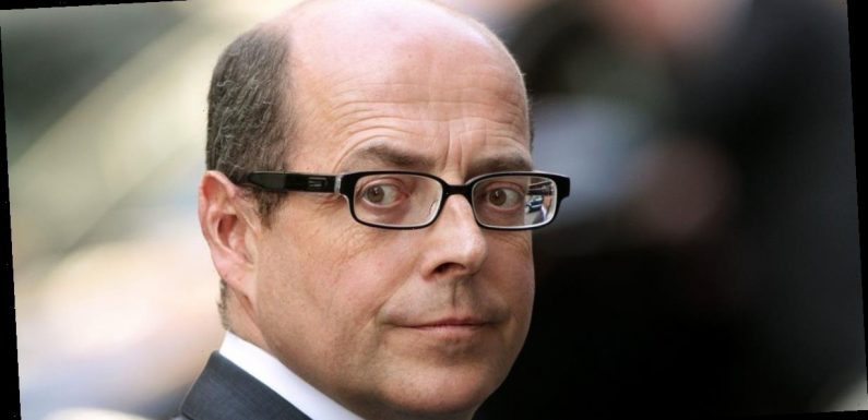 Nick Robinson banned from binning rubbish after coronavirus test in car park