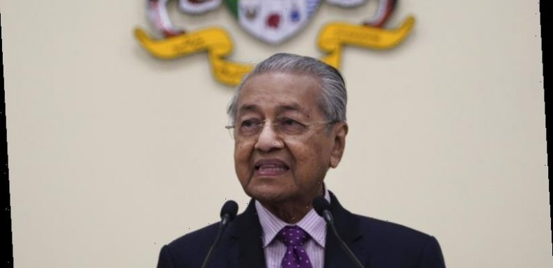 'Somewhere between Game of Thrones and The Crown': Malaysia's political soap opera