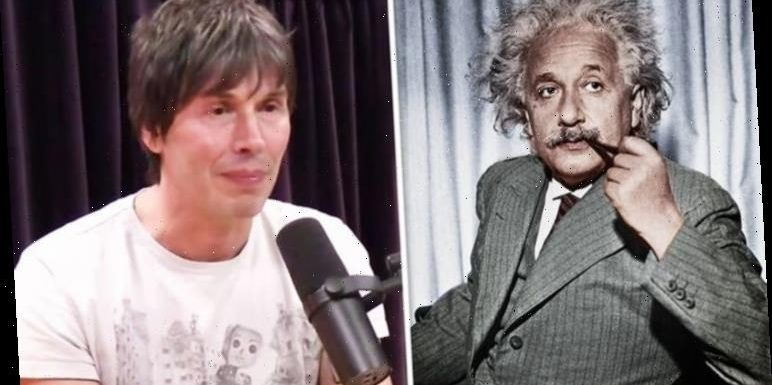 Einstein shock: How Brian Cox revealed 'spectacular' theory proved after 100 years