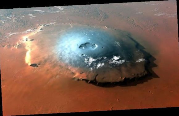 Water on Mars found? Experts make major breakthrough in hunt for liquid on Red Planet