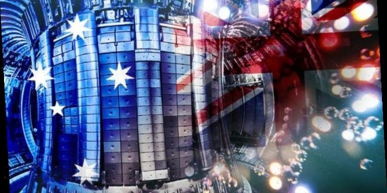 Britain is step away from nuclear fusion's free clean energy – but Aussies set to beat us