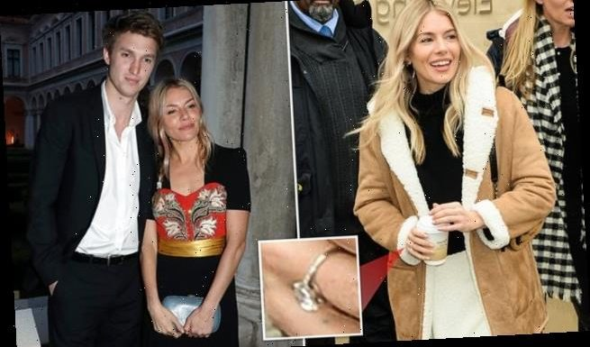 Will Sienna Miller get to walk down the aisle at last?