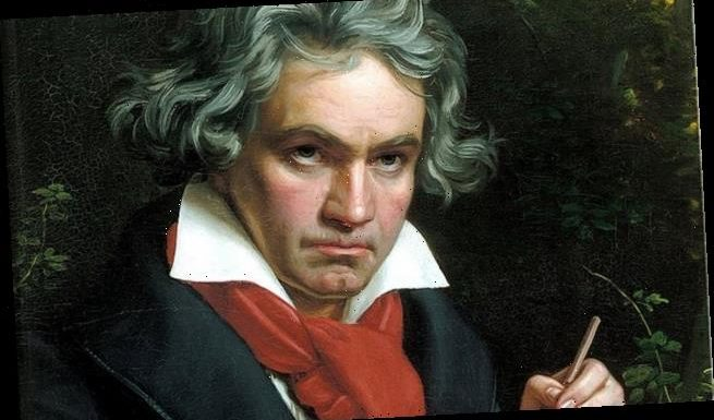 Beethoven was able to hear out when he composed his final masterpiece