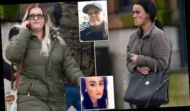 Mother, 29, and friend, 33, convicted of assaulting neighbour, 49