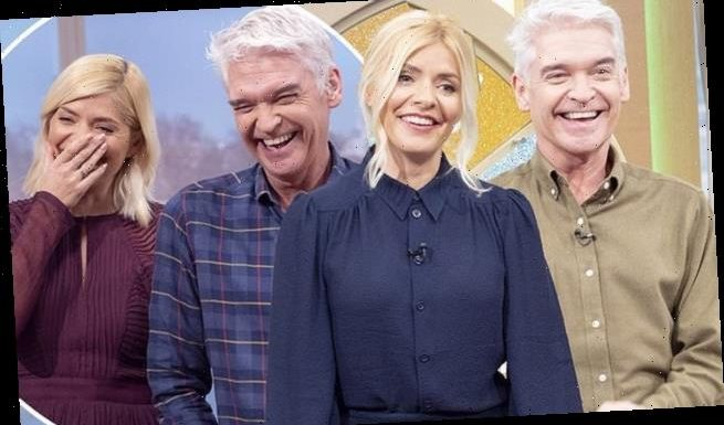 Holly Willoughby and Phillip Schofield 'get £130,000 pay rise'