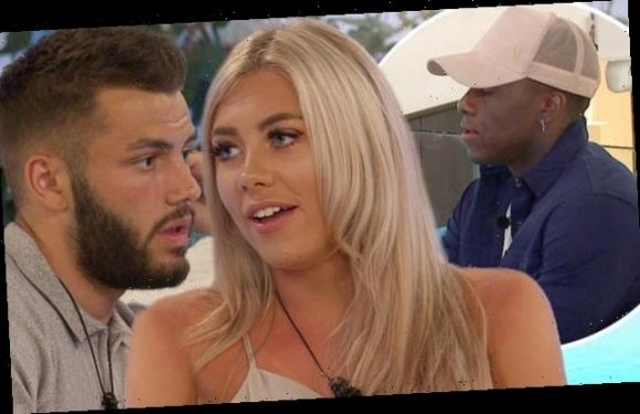 Love Island SPOILER: Paige and Finn lock horns over headline challenge