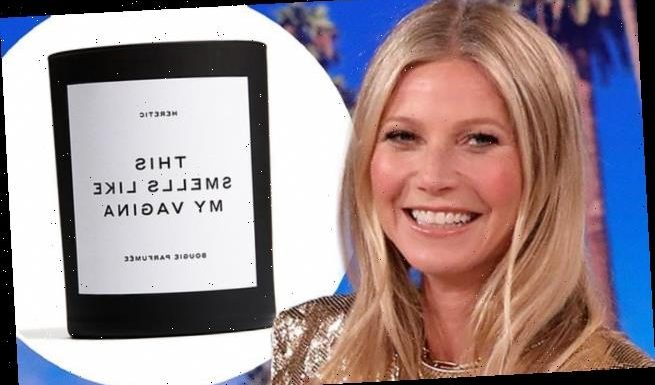 Gwyneth Paltrow talks Vagina candle again