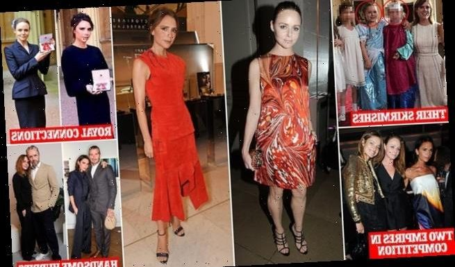 How Posh and Stella McCartney fell out – ALISON BOSHOFF reveals