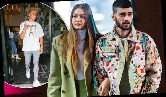 Gigi Hadid jumps to boyfriend Zayn Malik's defence amid Jake Paul feud