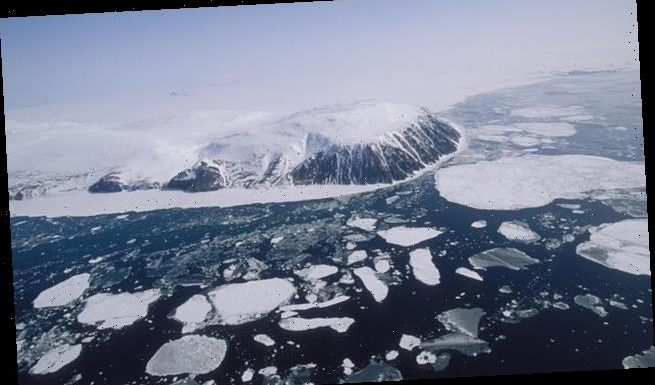 Climate change is causing a 'sudden and dramatic shift' in the Arctic