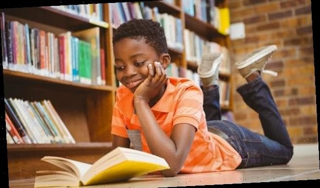 Reading a good book is the best way of boosting literacy