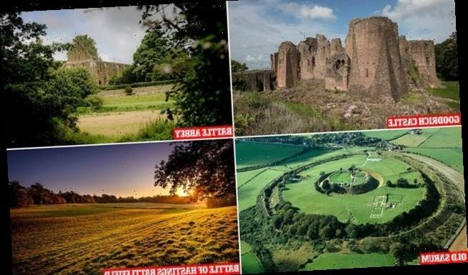 English Heritage calls for an end to illegal metal detecting