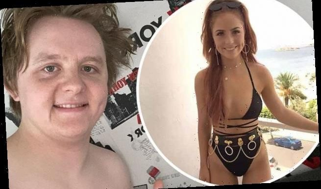 Lewis Capaldi 'enjoys dates with Scottish student Catherine Halliday'