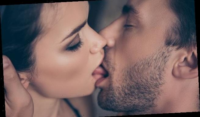 People from rich countries 'French kiss' their partners less