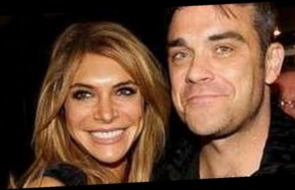 Robbie Williams and wife welcome son after 'incredible' surrogate gives birth