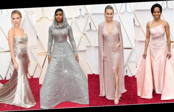 The 6 Oscars Looks We'll Be Talking About All Week