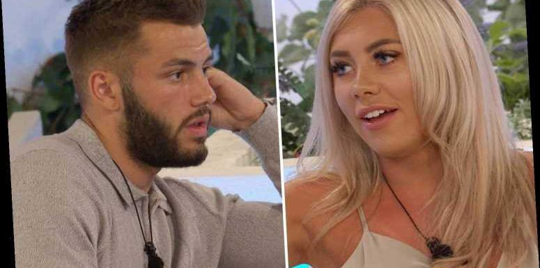 Love Island fans turn on Paige saying it's a 'red flag' that she doesn't trust Finn and they won't survive