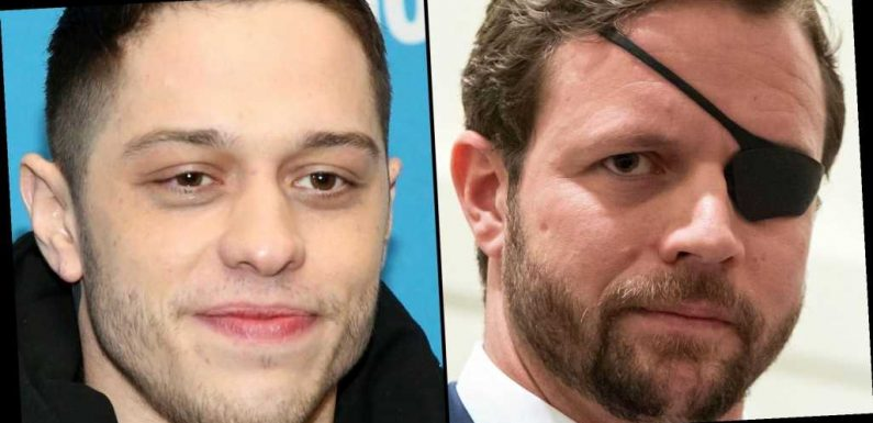 Dan Crenshaw Reacts to Pete Davidson Saying He Was 'Forced to Apologize'