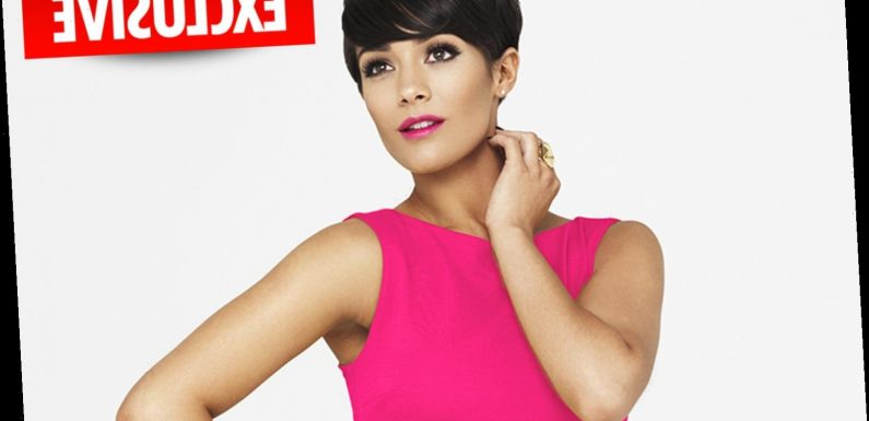 Frankie Bridge says husband Wayne helped her beat depression and most of his footie mates are 'd**ks' – The Sun