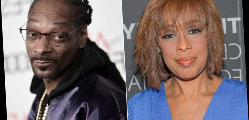 Gayle King Accepts Snoop Dogg's Apology After Verbal Attack Over Kobe Bryant
