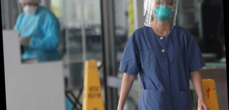 Hong Kong hospital workers to strike in bid for closure of China borders