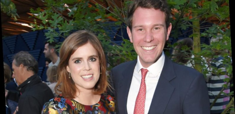 Princess Eugenie shares never-before-seen photo with Jack Brooksbank from early days of dating