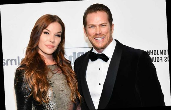 'Sex and the City' star Jason Lewis engaged to actress Liz Godwin