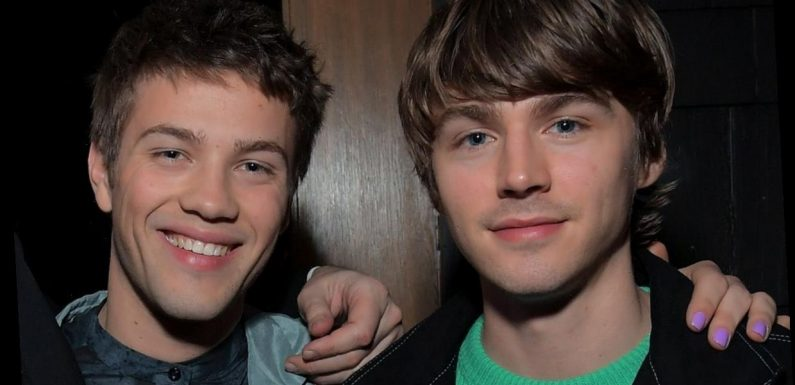 Locke & Key's Connor Jessup Posts Valentine's Selfie with 13 Reasons Why's Miles Heizer, Says 'I Love You'