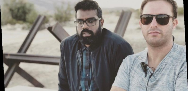 Romesh Ranganathan, Star Of Showtime's 'Just Another Immigrant', Strikes First-Look Script Deal With Sky