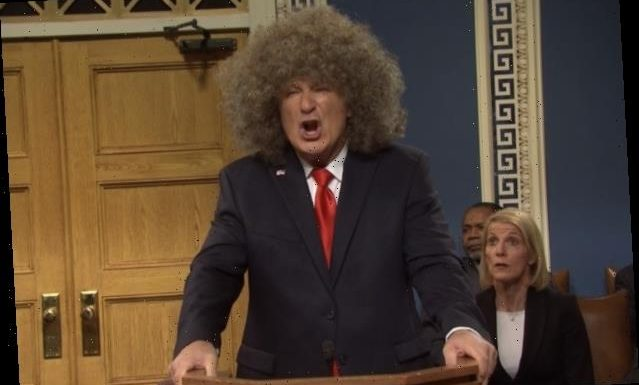 'SNL': Alec Baldwin Returns for Impeachment 'Trial You Wish Had Happened' (Video)