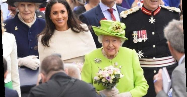 Meghan Markle 'Disappointed' in Queen Elizabeth II for Removing Her Sussex Brand