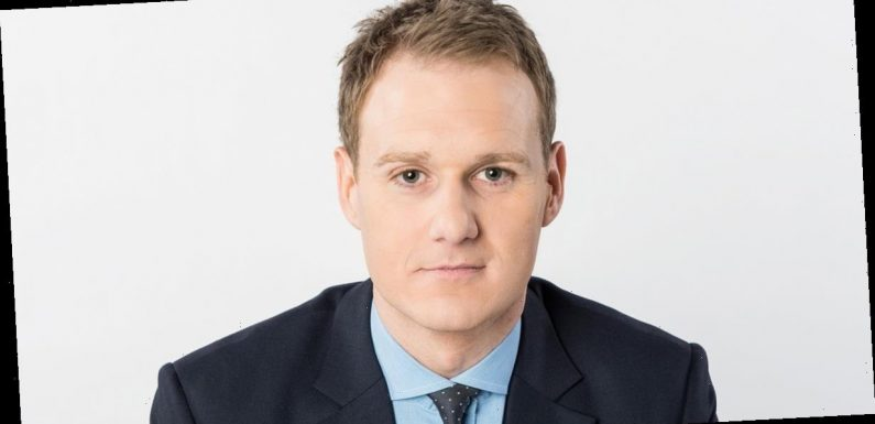 BBC's Dan Walker takes down troll who suggests he's having sex with co-star