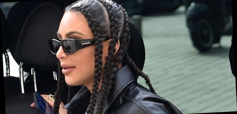 Kim Kardashian slammed for 'cultural appropriation' over her new hairstyle