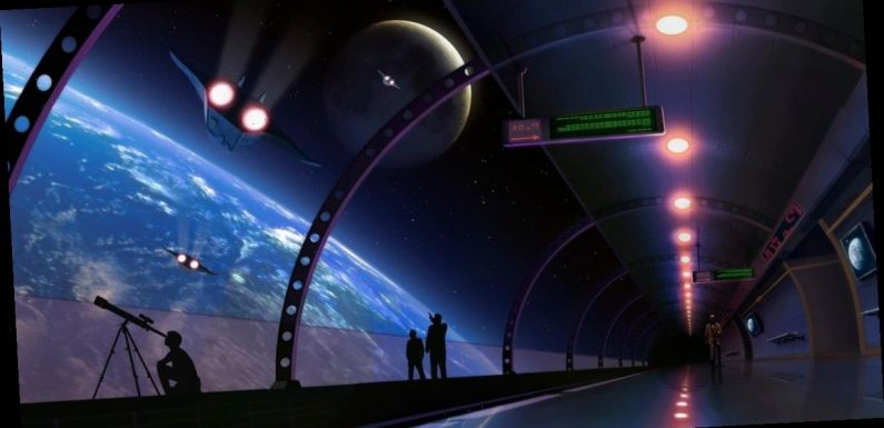 Spaceships could travel at speed of light, say Harvard scientists