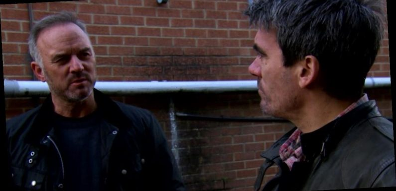 Emmerdale exit teased as actor hints at twist in Cain Dingle and DI Malone plot