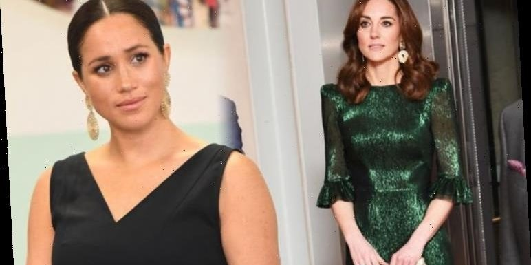 Royal shock: Meghan Markle and Kate Middleton banned by Royal Family from doing this