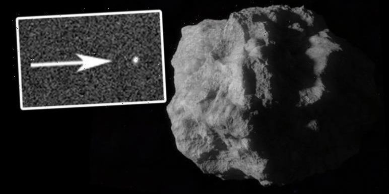 Asteroid shock: A 4KM rock is pictured on 'close approach' – Big enough to kill millions