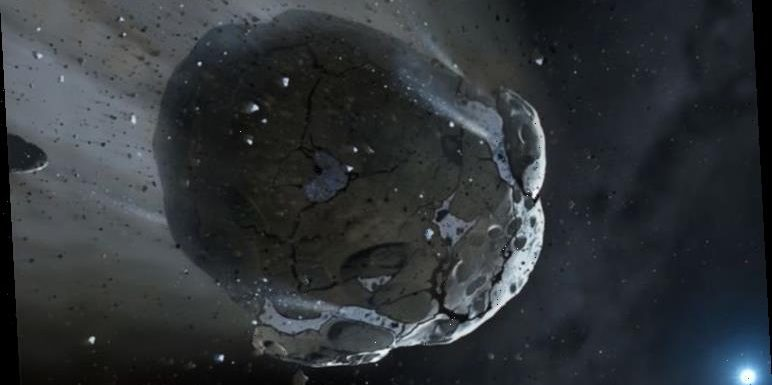 Asteroid alert: NASA is tracking a 21,000MPH asteroid approaching Earth – Will it hit us?