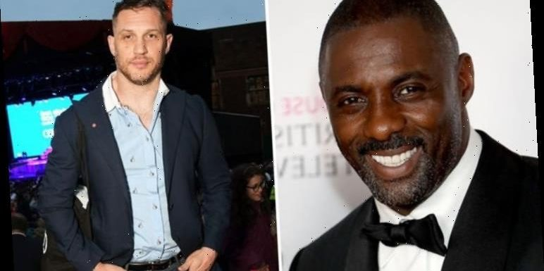 Next James Bond: Idris Elba has 'missed the boat' but Tom Hardy has a chance (EXCLUSIVE)