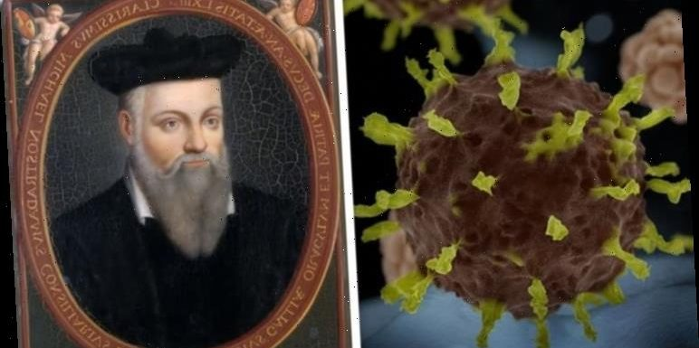 Coronavirus: 'Any fool can see' Nostradamus warned us of COVID-19, claims book author