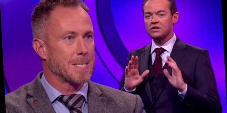 James Jordan opens up on starting 'difficult' Dancing On Ice challenge
