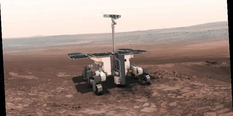 Coronavirus news: How disease stopped Europe from sending a rover to Mars