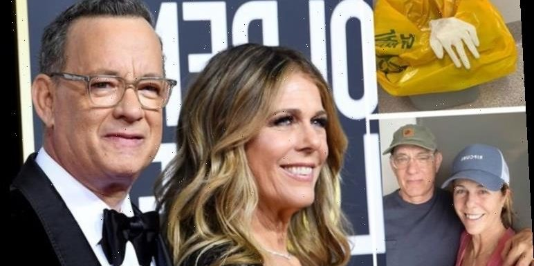 Tom Hanks and wife Rita Wilson 'released' from hospital after coronavirus diagnosis