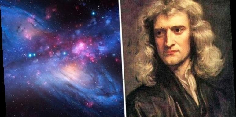 Isaac Newton wrong? Scientists questioning 300-year-old law after theory 'broke down'