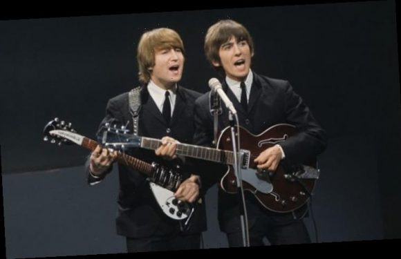 The Beatles: How George Harrison's 'UNINSPIRING' guitar solo was replaced with John Lennon