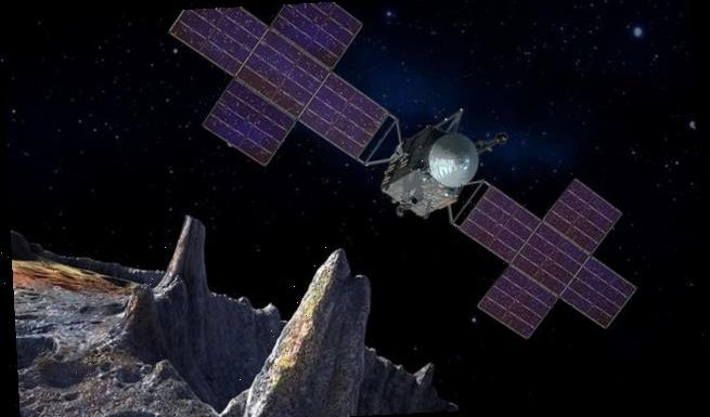 Elon Musk's SpaceX will launch a NASA mission to a metal rich asteroid