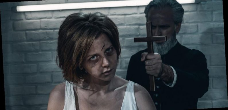 Exorcist 'saw' 90lbs woman pick up and throw man twice her size across room