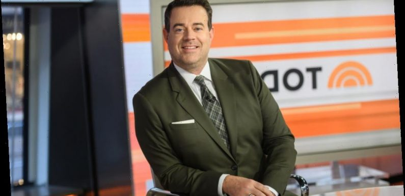 'Today Show' Co-Host Carson Daly Shares How He Deals With Anxiety