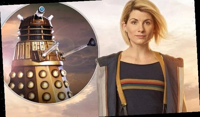 Doctor Who Christmas special to feature Jodie Whittaker versus daleks