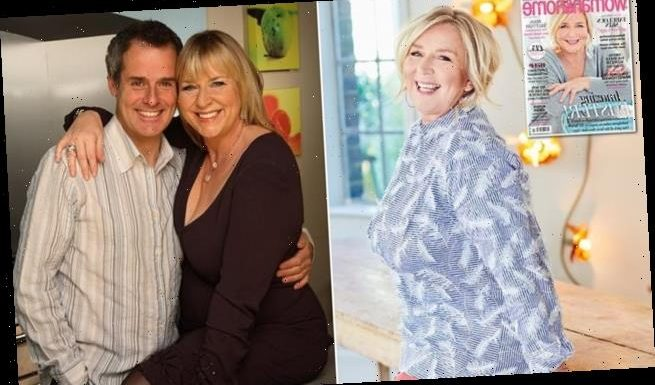 Fern Britton speaks out on split from Phil Vickery